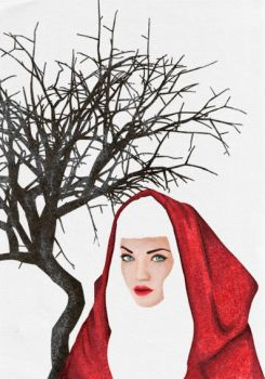 my kind of red riding hood by crayolalala