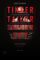 Tinker Tailor Soldier Spy (2011) fan poster by crqsf