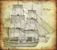 Age of Sail VI by CdreJohnPaulJones