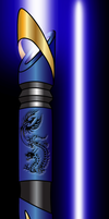 Lightsaber Edit by Cipher002