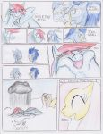 Rainbow's plans by Streled