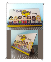 TBBT paper edition by frikibunny8