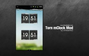 Torn mClock mod by chrisbanks2