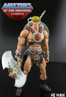 He Man promo shot by Jin-Saotome