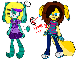 Adoptables CLOSED by lonely-galaxies