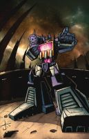 WFC Soundwave by dcjosh
