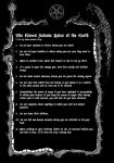 The Eleven Satanic Rules of The Earth by DBlackthorne