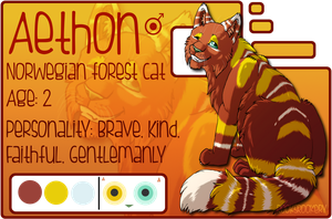 .: Aethon Ref :. by RooksRookery