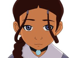 Katara by iCandi-Art