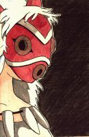 Mononoke by Kharen94th