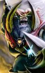 Zelda: A Fight With Ganon by Decadia