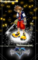 +- Destiny of the Heart -+ KH by yamiyugi