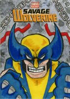 Marvel Now - Wolverine by 10th-letter