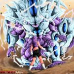 Dragon Ball Multiverse : King Cold form 6 vs Bra by Crakower