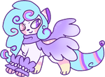 Pastel Wind adopt by STARY-NlGHT