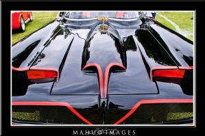 BatMobile Hood and Grill by mahu54