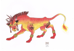 Trade: Red XIII by Everch