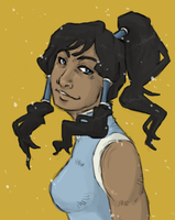 The Legend of Korra by LadyNorthstar