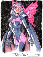Psylocke '88 by ToddNauck