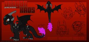 Skylanders : Dragon Kaos by WeirdHyena