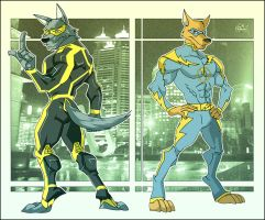 Shanghai Warriors by ElectricDawgy