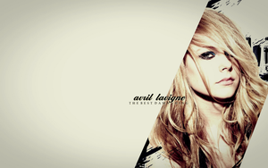 Avril Lavigne - Wallpaper 026 by r-adiant