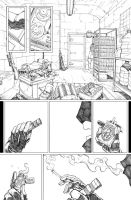 The Mocking Dead issue 1: Page 1 by Max-Dunbar