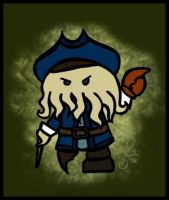 Davy Jones by cippow25
