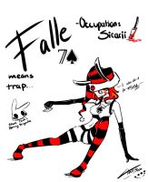Falle by 4nto