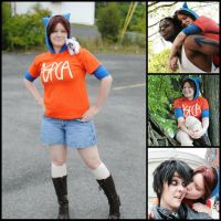 4 Chords Nepeta Cosplay by Ixaix