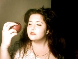 Snow White and the Poison Apple by Katie-Laine