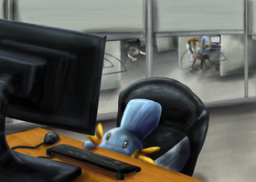 deviantKIP Headquarters by phantos