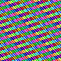 Rainbow Road Pattern by Humble-Novice