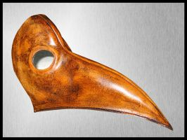 Plague Doctors Mask by Azmal