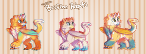 Adoptables: Briffon Youth {closed?} by CrypticInk