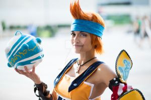 Otakon '13 - Wanna Play? by FushichoCosplay
