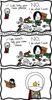 Parenting Issues Of Asgard... by IsleOfTwoMoons