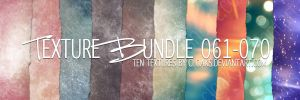 Texture Bundle 61-70 by cloaks
