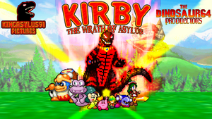 Kirby the Wrath of Asylus by scott910