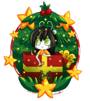 Christmas gift: Ray by RekalaRain