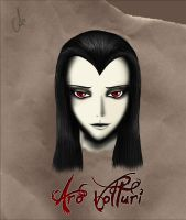 Aro Volturi by ava-angel