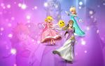 Wallpaper - smash princesses - by Ask-Lady-Zelda
