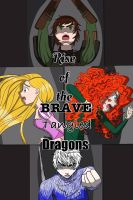 Rise of the Brave Tangled Dragons doodle by Mangaka4eva