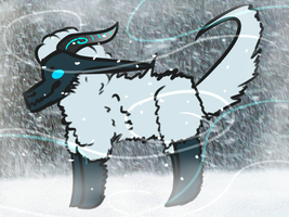 .:Payment:. The beast of neverending winter by kass-the-kitten