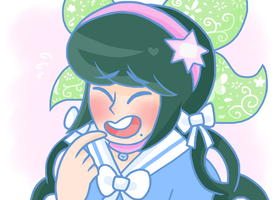 Happy Tenko by MythicalMagical