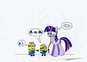 Minions Idea (Despicable Me 2 Crossover) by AZ-Derped-Unicorn