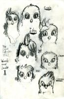 Gryphons:January Volume I Page 6 by TheGreekDollmaker