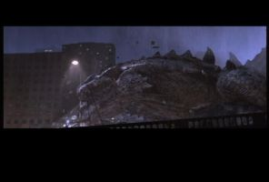 Godzilla '98 screenshot 2 by CanuckZD