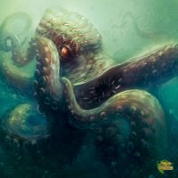 Kraken by DarkLestat