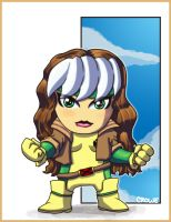 Lil'rogue by StevenCrowe